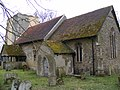 All Saints and St.Margarets Church, Chattisham - geograph.org.uk - 1175541.jpg
