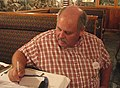 Allan Dettweiller signed the Fair Vote Canada voter's rights petition (14014029928).jpg