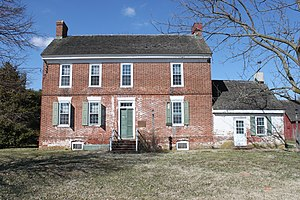 National Register of Historic Places listings in Kent County, Delaware