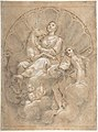 Allegorical Figure of Purity with a Unicorn MET DP809770.jpg
