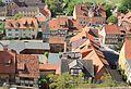 Altstadt Quedlinburg - Blick vom Schlossberg aus..IMG 3891WI.jpg