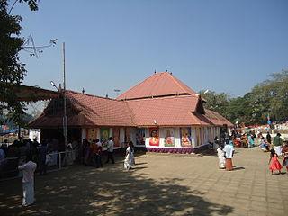 Aluva Mahadeva Temple