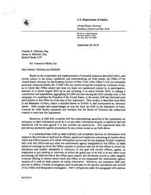 American Media Inc. Ikke-påtaleavtale