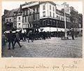 Amiens. Enterrement militaire. Place Gambetta - Fonds Berthelé - 49Fi1871-25.jpg
