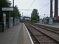 Ampere Way tramstop look east.JPG