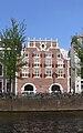Amsterdam - Militiegebouw and Singel.JPG