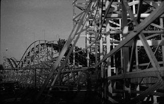 Belmont Park, Montreal - Image: Amusement Park. The Thriller B An Q P48S1P01097