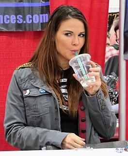 Lita (wrestler) American professional wrestler and singer