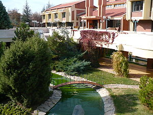 Eskišehira: Anadolu Üniversitesi Kütüphanesi