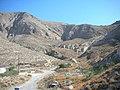 Ancient Thira excavations - panoramio.jpg