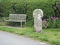 Ancient stone cross - geograph.org.uk - 823953.jpg