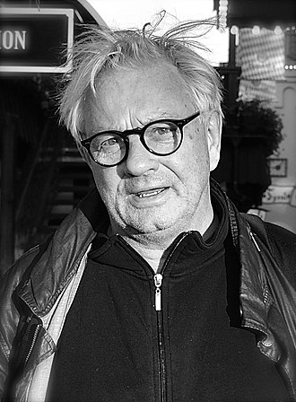 Anders Petersen (photographer) - Image: Anders Petersen in 2014