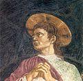 Andrea del castagno, Crucifixion lunetta 02.jpg