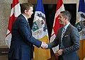 Andrew Scheer with Winnipeg Mayor Brian Bowman (37017564422).jpg