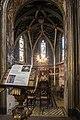 Angel at Choir of Saint-Pierre-le-Jeune Protestant Church, Strasbourg.jpg