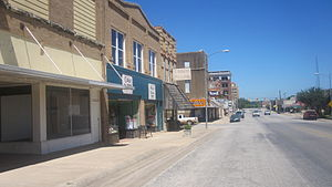 Cisco, Texas - Image: Another look at downtown Cisco, TX IMG 6412