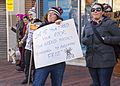 Anti Trump immigration protest in Baltimore DSC 7045 (32475439931).jpg