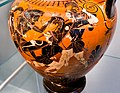 Antimenes Painter - ABV 269 37 - Herakles and the amazons - Herakles with Iolaos and Athena - København NCG 2653 - 07.jpg