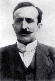 Antonio María Ildefonso Díaz Soto y Gama (1880-1967)
