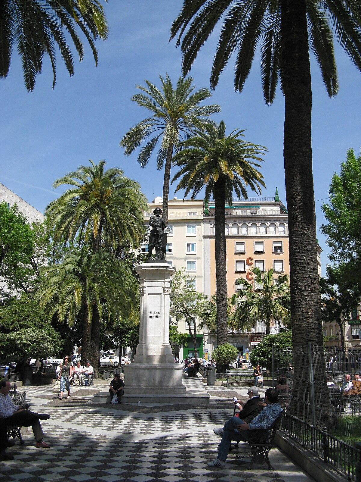 Plaza Del Duque  Sevilla