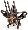 Anzani 3-cylinder fan engine cropped 5 Museo scienza e tecnologia Milano.jpg