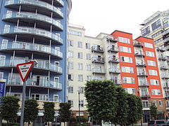 Apartments, Beaufort Park, Colindale, London - DSC06003.JPG