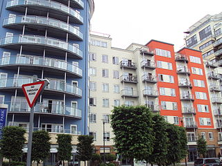 Colindale district
