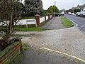 Approaching the eastern entrance to Seafield Close from Seafield Road - geograph.org.uk - 1670183.jpg