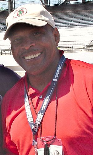 Archie Griffin - Griffin in 2007