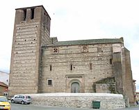 Arevalo - Iglesia de San Miguel 2.JPG