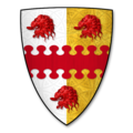 Armorial Bearings of the DANSIE family of Clater, Bromyard, Herefs.png