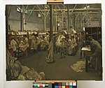 Army Post Office 3, Boulogne, 1919 Art.IWMART2881.jpg