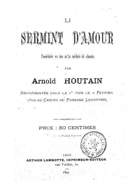 File:Arnold Houtain - Li sermint d'amour, 1891.djvu