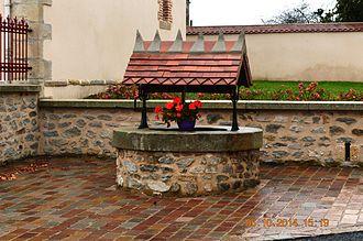 Arpheuilles-Saint-Priest - A Well in Arpheuilles-Saint-Priest