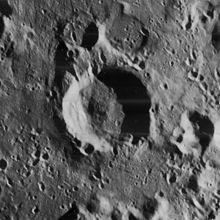 阿伦尼乌斯陨石坑