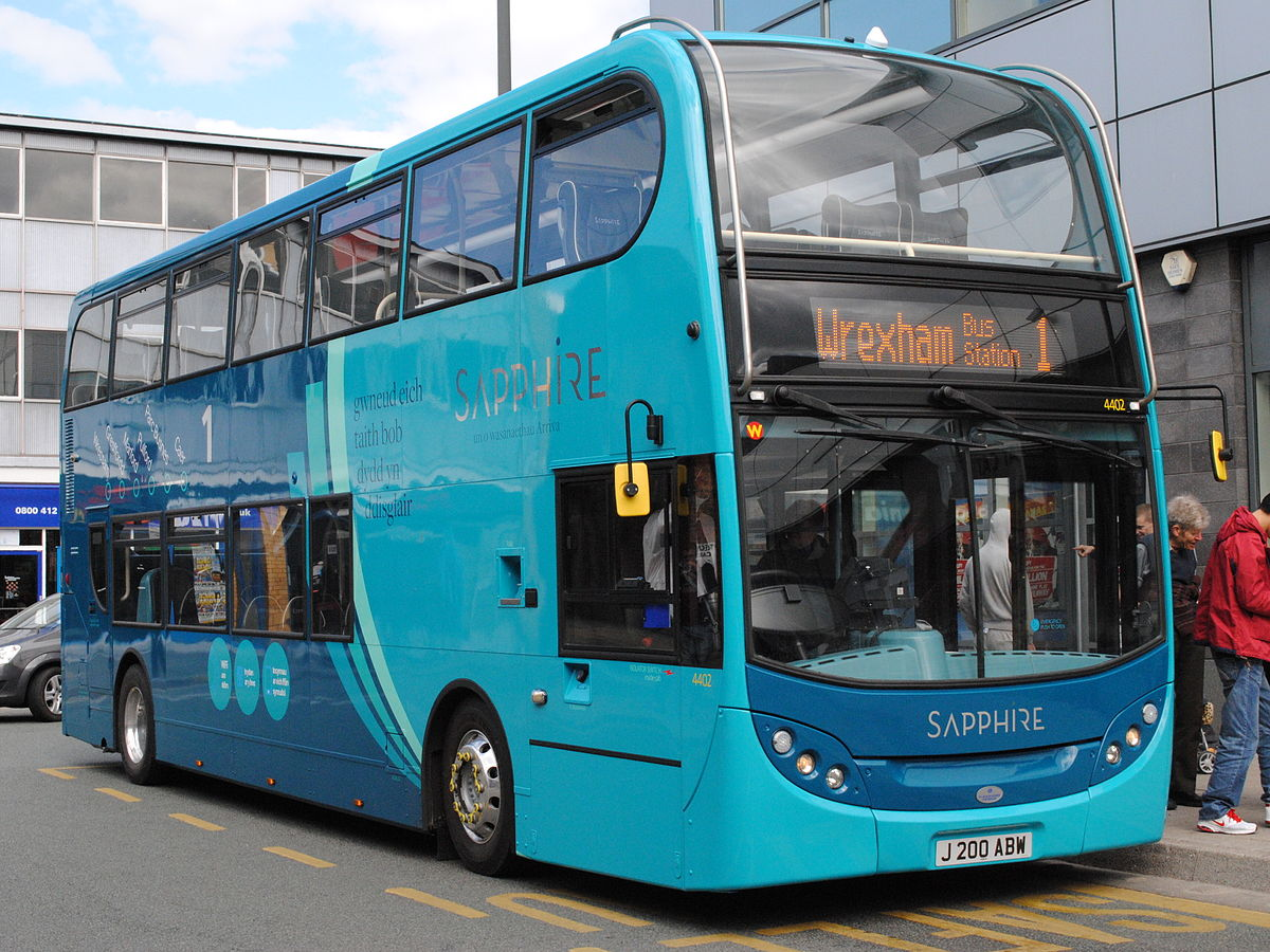 Arriva Uk Bus Wikipedia