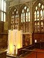 Art work in St. Mary's Church, Nottingham - geograph.org.uk - 2161750.jpg
