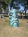 Arte callejero Buenos Aires subte línea H Parque Patricios VI.jpg