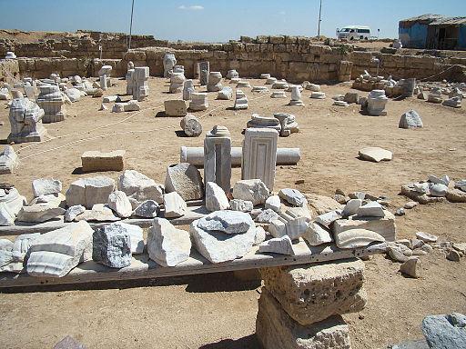 Artifacts at Abu Mena (VII)