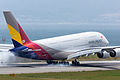 Asiana Airlines, A380-800, HL7634 (17762328962).jpg