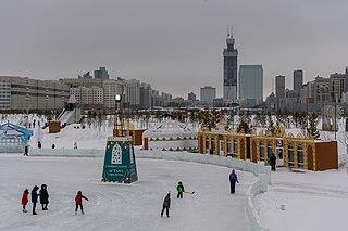 Nur-Sultan Botanical Garden