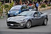 Aston Martin V12 Vanquish Wikipedia