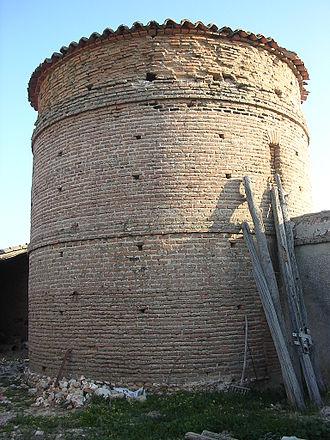 Valmojado - Medieval watchtower of Valmojado