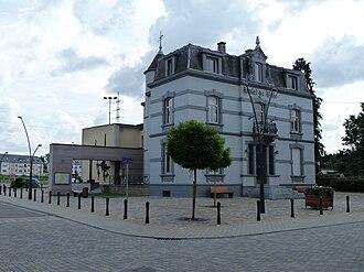 Aubange - Image: Athus Town hall