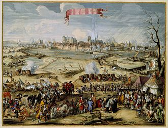 Scanian War - Siege of Wismar in 1675