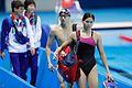 Atletas da natação treinam no Estádio Aquático (28607075756).jpg