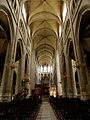 Auch (32) Cathédrale Sainte-Marie Intérieur 02.JPG