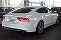 Audi A7 Sportback 3.0 TDI quattro S tronic Ibisweiß Heck.JPG