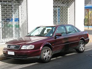 Audi A6 - Audi S6