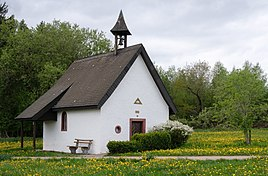 Eye chapel in Obereschach